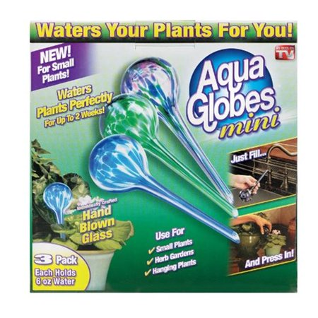 Aqua Globe AQGMINI6 6 oz Mini Aqua Watering System  2 to 4 in.
