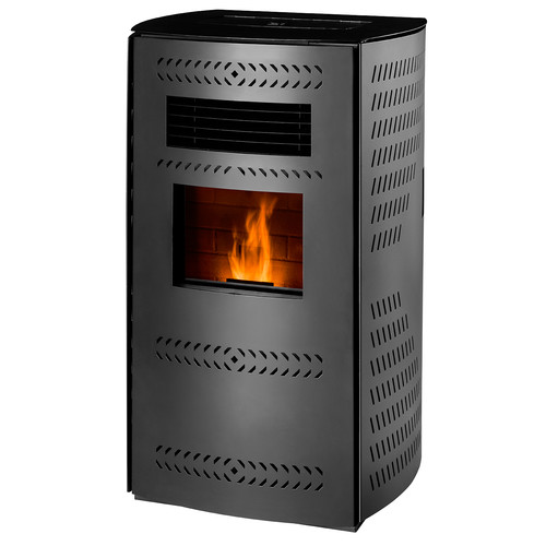 England's Stove Works Imperial 2,200 sq. ft. Direct Vent Pellet Stove by
