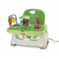 Deals on Fisher Price Rainforest Healthy Care Booster Seat