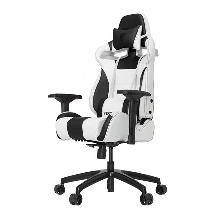 Sensational Vertagear Racing Series S Line Sl4000 Gaming Chair White Black Edition Andrewgaddart Wooden Chair Designs For Living Room Andrewgaddartcom