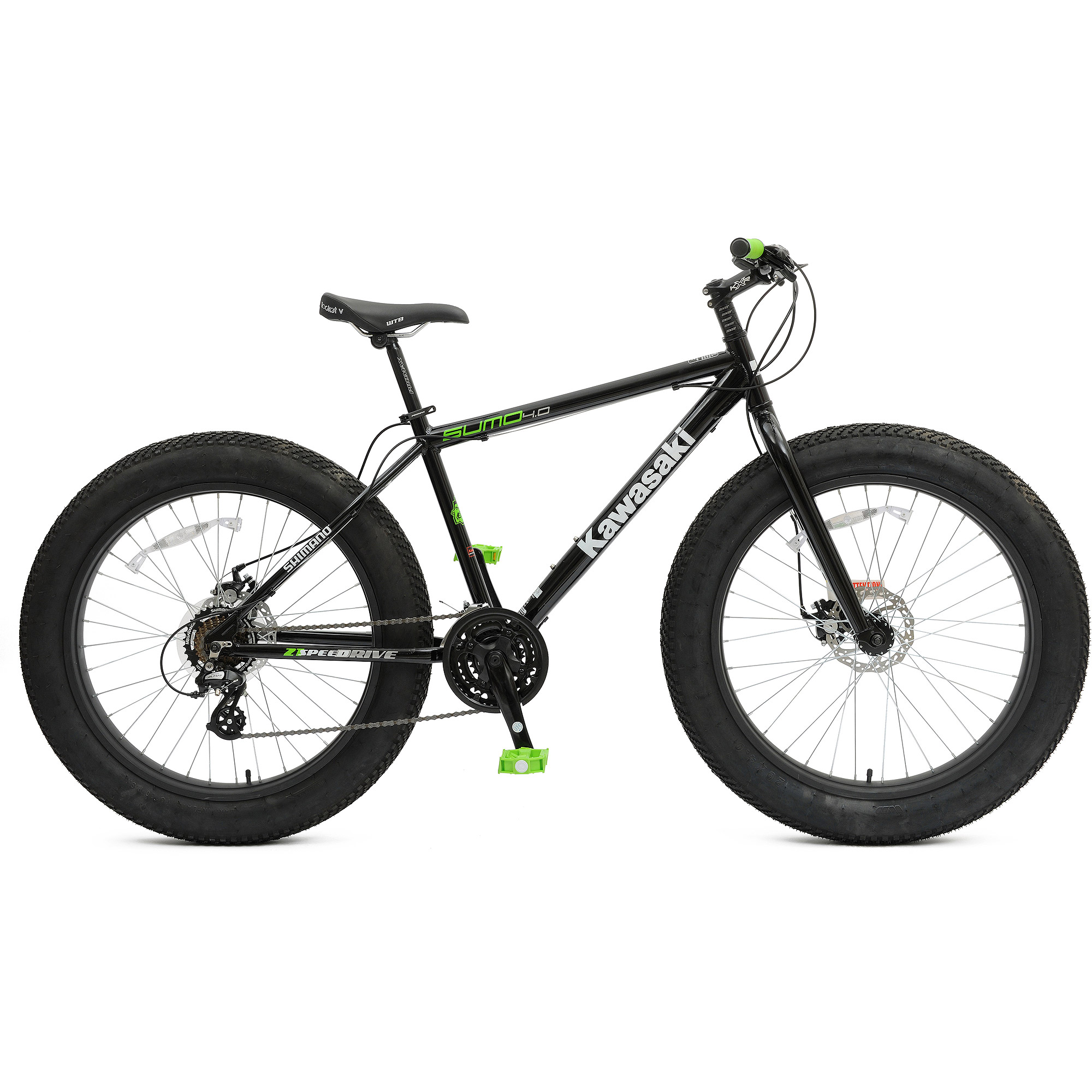 Kawasaki Sumo 4.0 Fat Tire Bicycle