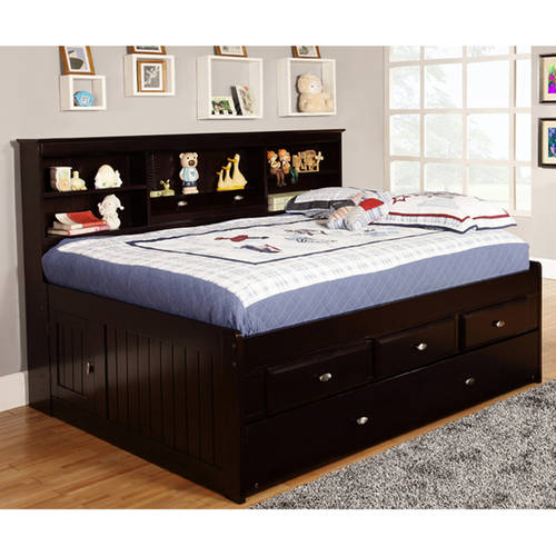 twin bed with bookcase headboards, Headboard designs
