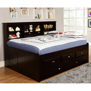 American Furniture Classics Twin Size Bookcase Headboard Daybed With