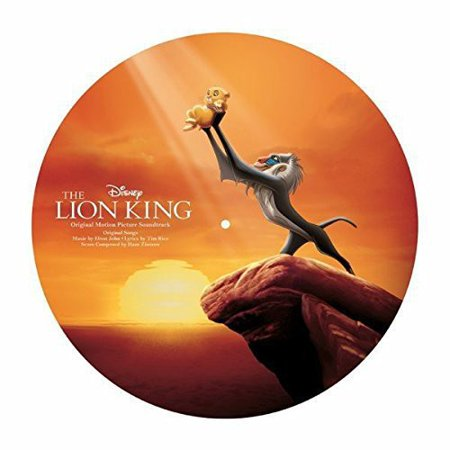 Lion King / O.S.T. (Vinyl) (O Worship The King All Glorious Above)