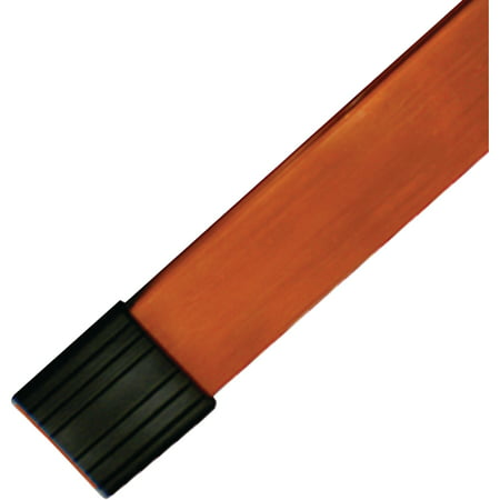 Taylor Orange Fiberglass Bow with Rubber End Covers, 1-1/4