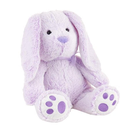 Way To Celebrate Easter Stuffed Animal, Purple Bunny](Stuffed Easter Bunnies)