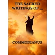 The Sacred Writings of Commodianus - eBook
