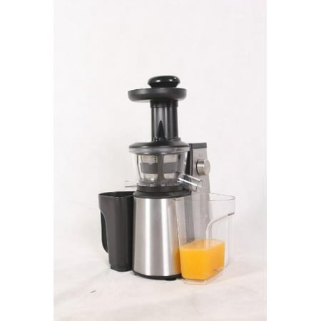 Brand New Stainless Steel 250W Slow Juicer SlowJuicer w/Warranty and More