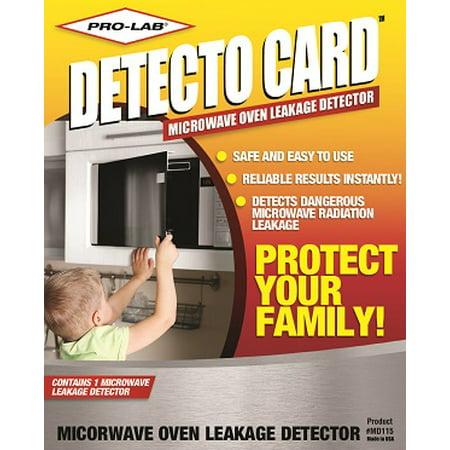 PRO-LAB Microwave Leakage Detector Test Kit