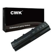 CWK Long Life Replacement Laptop Notebook Battery for HP Pavilion CQ42 593553-001 MU06 MU09 G6 G72 Series CQ42 593553-001 MU06 MU09 G6 Series CQ42 593553-001 MU06 MU09 G6 Series 588178-141