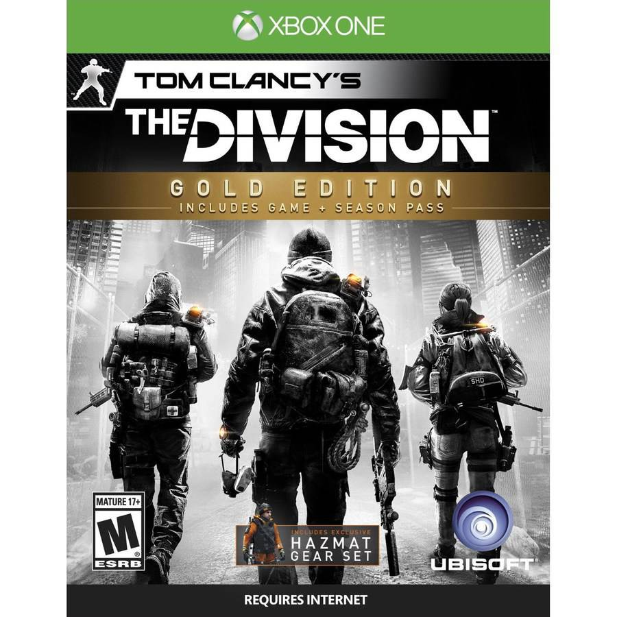 Tom Clancy's: The Division Gold Edition (Xbox One)