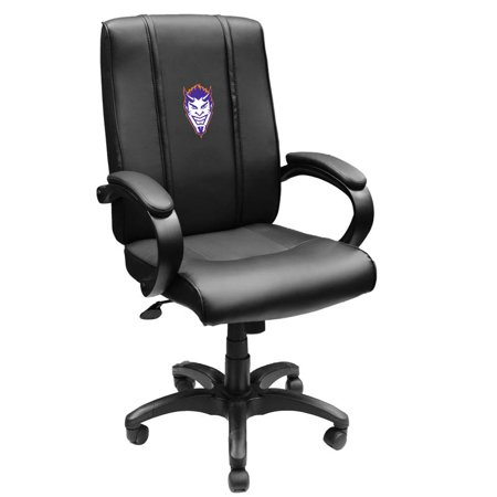 Northwestern State Demons Demon Head Logo Office Chair 1000 - No Size