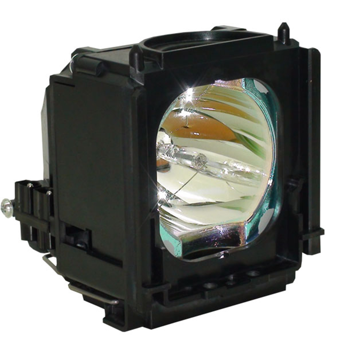 Original Osram Projector Lamp Replacement with Housing for Akai PT-61DL34(X) - image 3 de 5