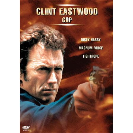 Image of Clint Eastwood: Cop Gift Set (DVD)