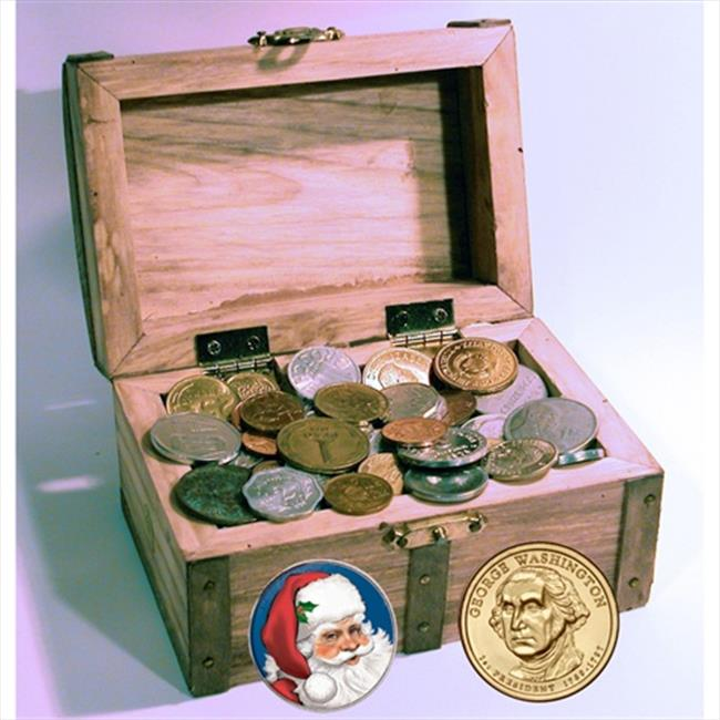 American Coin Treasures 11895 St.  Nicks Treasure Chest