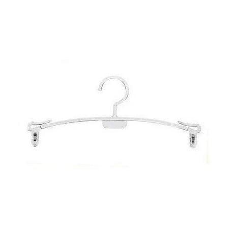 Clear Plastic Lingerie / Swimwear Hanger