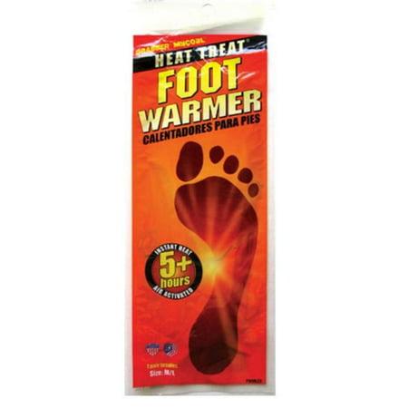 Grabber HTML Foot Warmer - Med/Lrg