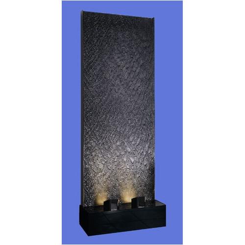 Midwest Tropical Fountain Acrylic Aqua Fall Floor Fountain