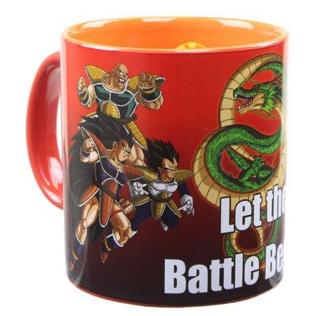 - Dragon Ball Z 20oz Coffee Mug with Inside Artwork