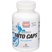 Hammer Nutrition Mito Capsules- Anti-Aging Formula- Dietary Supplement, 90 Count