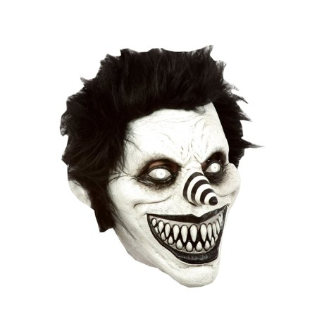 Halloween Adult Laughing Jack Mask - Jack Haloween