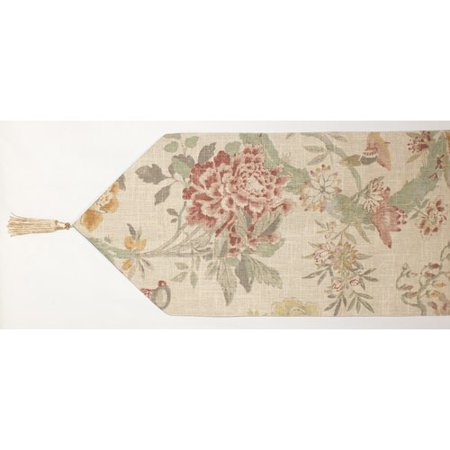 (RLF Home Ariel Woodland or Heather Table Runner)