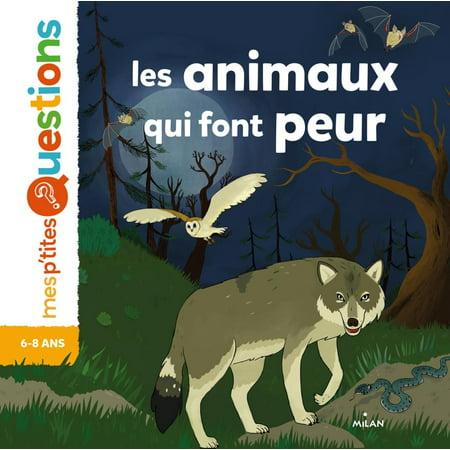 Les animaux qui font peur - eBook