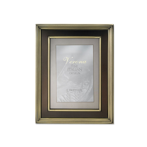 Lawrence Frames Oil Rubbed Bronze Inner Panel Metal Picture Frame