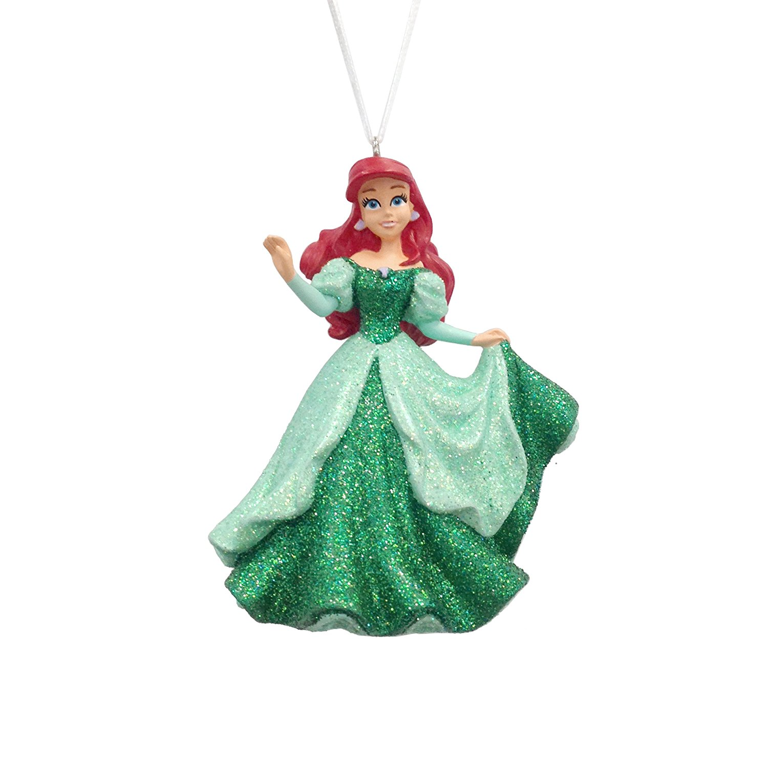 hallmark disney the little mermaid ariel christmas ornament walmartcom - Hallmark Christmas Decorations