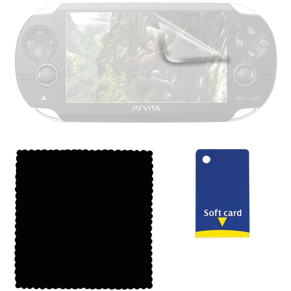 CTA VIT-SPK PlayStation(R)Vita Screen Protection Kit