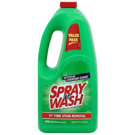 Resolve Spray 'n Wash, Pre-Treat Laundry Stain Remover Refill 60.0 fl oz(pack of (Spray N Wash Laundry)