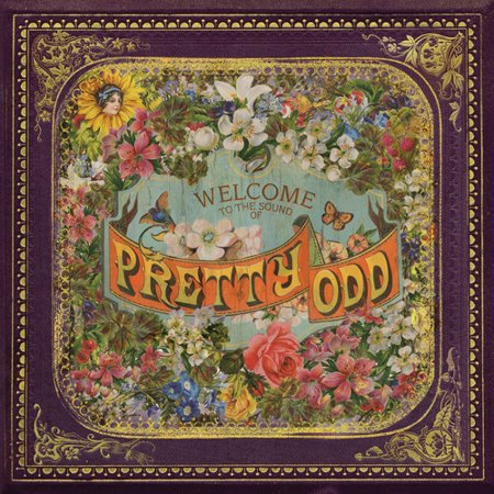 Panic! At The Disco - Pretty. Odd (CD)