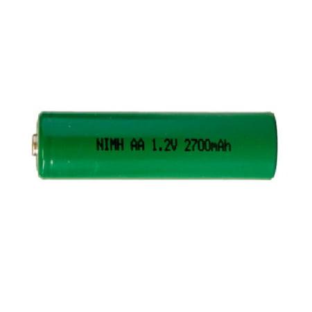 500-Pack AA NiMH Rechargeable Batteries (2700 mAh) - image 1 de 1