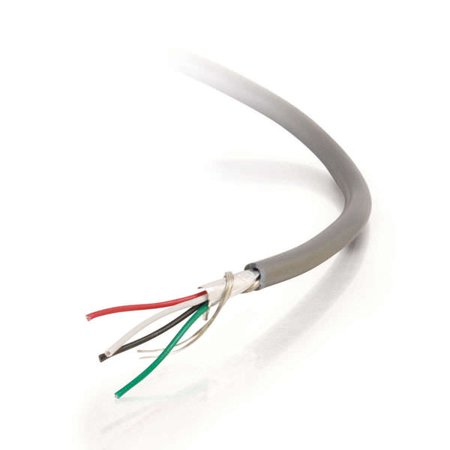 Cables To Go 32267 1000ft 12 CONDUCTOR FOIL SHIELD PVC 24AWG CABLE BULK 12 Conductor Foil Shield