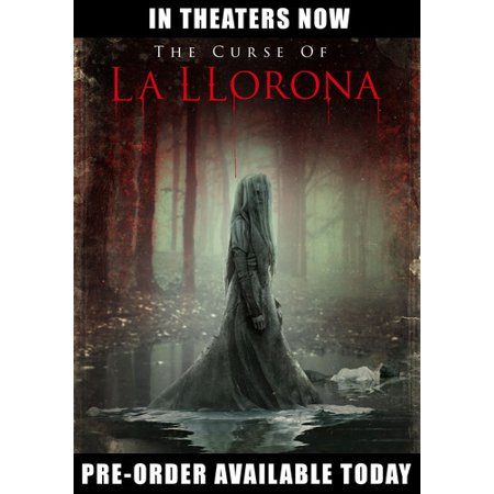The Curse of La Llorona (DVD) - Halloween The Curse Of Thorn