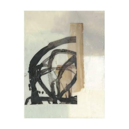 - Spiral Slice II Print Wall Art By Jennifer Goldberger