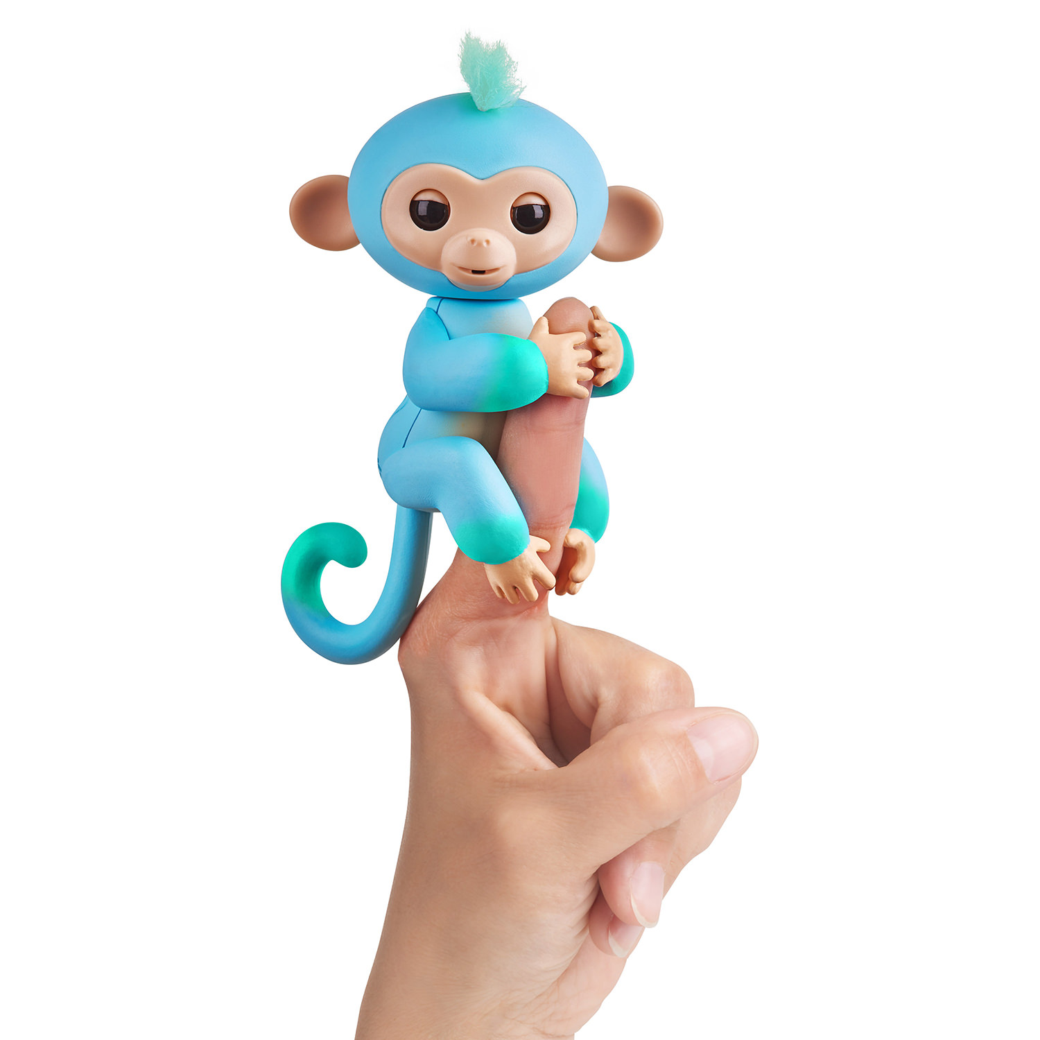 Fingerlings 2Tone Monkey - Charlie - Interactive Pet by WowWee