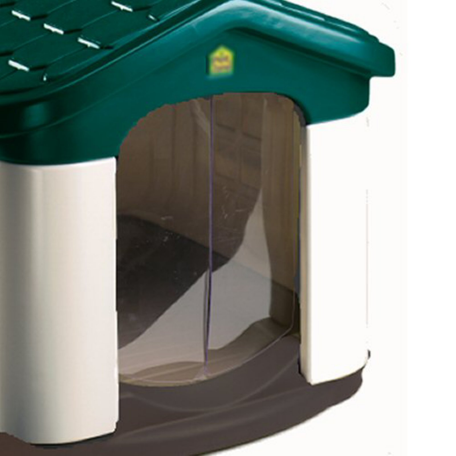 Pet Zone Tuff-n-Rugged Dog House Door