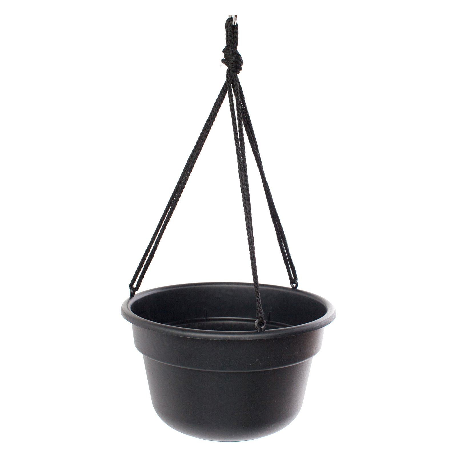 Bloem Dura Cotta Plastic Hanging Basket Planter - Set of 12