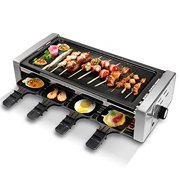 Best Grill Indoors - electric raclette grill outdoor and indoor,smokeless grill Review