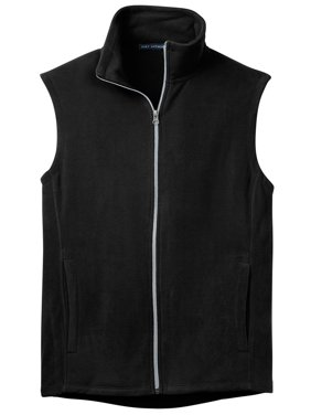 Port Authority Men's Lightweight Extra Soft Microfleece Vest