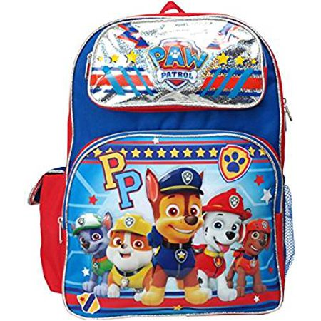 0dcfd621735 PAW Patrol - Backpack - Paw Patrol - Boys Team PP Silver 16