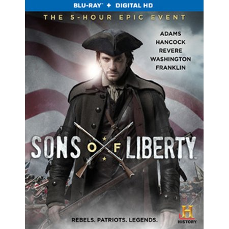 Sons of Liberty (Blu-ray) (Sons D'halloween)