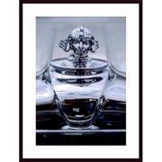 Printfinders 'Stutz Bearcat Ornament' by John Nakata Framed Photographic Print
