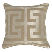 Kosas Home Carly Pearl Linen 22-inch Feather and Down-filled Throw Pillow