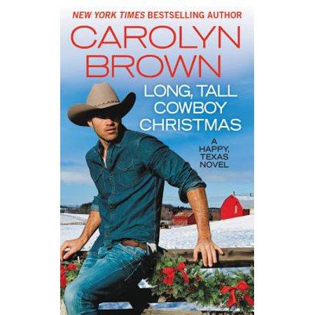 Long, Tall Cowboy Christmas - eBook ()