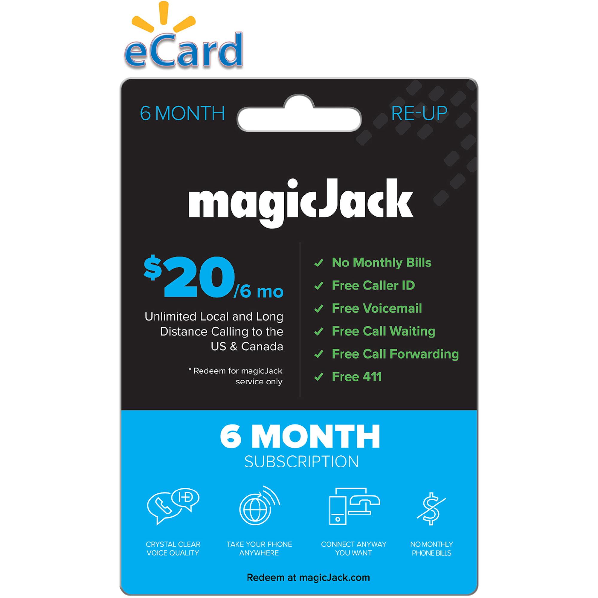***fast Track*** Magic Jack $20 Broadban