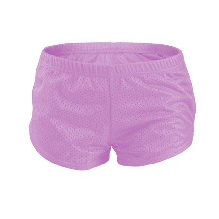 Mesh Teen Tiny Shorts for Junior, Sweet Tart - Small - Sweet Tarts Ingredients