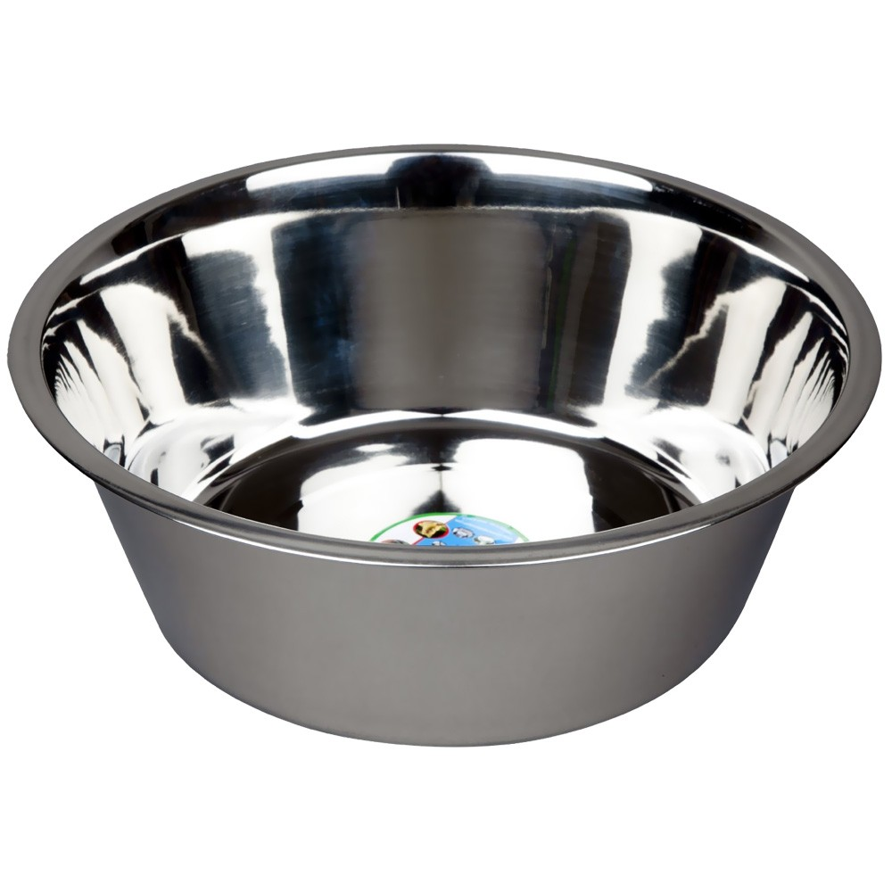 Image of Advanced Pet Products Stainless Steel Feeding Bowls 1/2 Pint