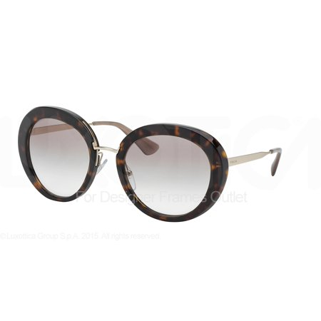 Sunglasses PR 16QS 2AU1L0 Havana (Prada Eyewear Online)